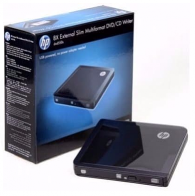 HP EXTERNAL DVD  WRITER